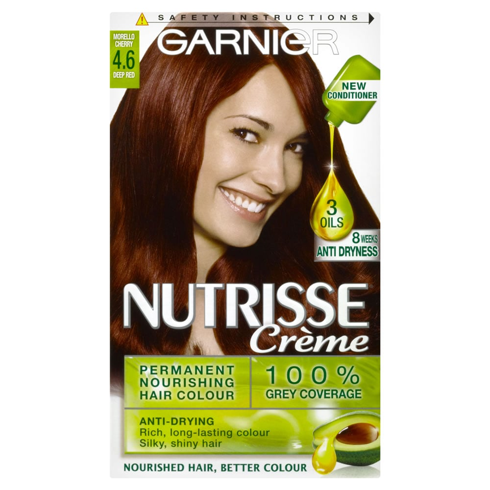 Garnier Nutrisse Creme Best Drugstore Hair Dyes Popsugar Beauty
