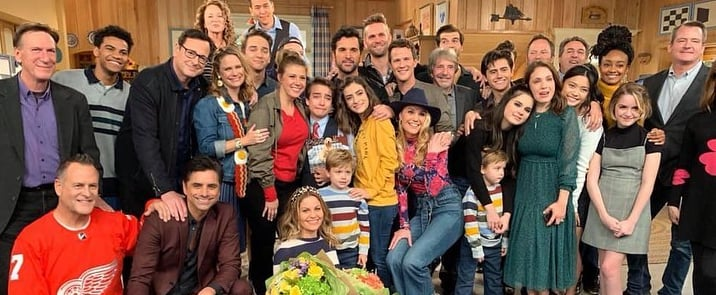 Fuller House Cast Reacts to Show Wrapping Final Season