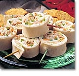 Snack Attack: Mexican Pinwheels