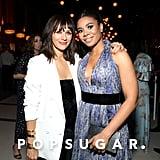 Pictured: Celebrities and Rashida Jones
