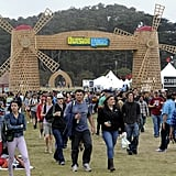 Outside Lands has been taking over Golden Gate Park since 2008.