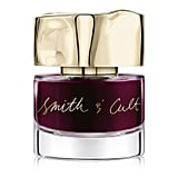 Winter Nail Polish Color: Deep Plum