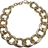 Kenneth Jay Lane Chain Choker