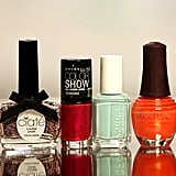 Five Must-Try Nail Polishes For Summer 2012