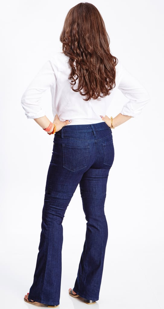 These Women Might Just Convince You That Flares Are the Most Flattering Jeans on the Planet