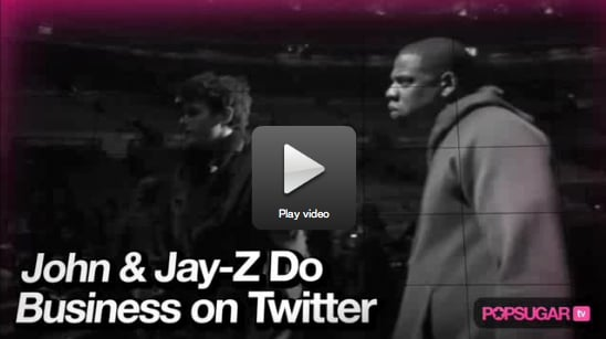 John Mayer and Jay-Z Unite on Twitter, Cory and Taylor's Bowling Date, and Chelsea Handler's Bikini Shoot
