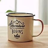 UO Adventure Begins Enamelware Mug