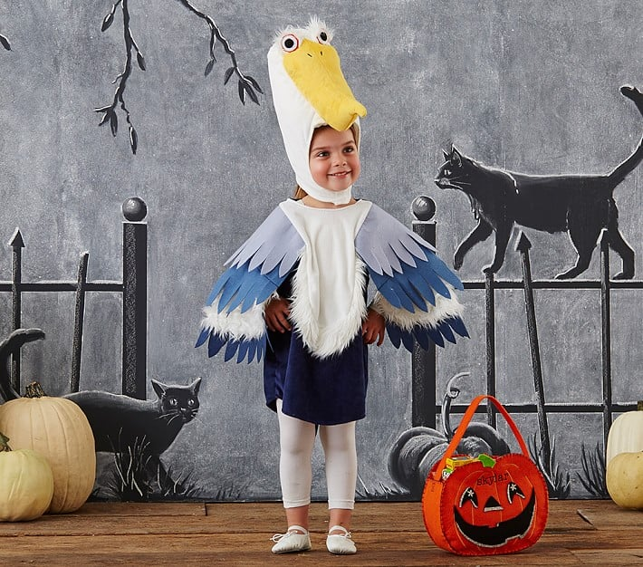 Pottery Barn Kids Pelican Costume