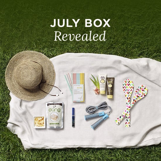 POPSUGAR Must Have July 2014 Box Reveal Contents