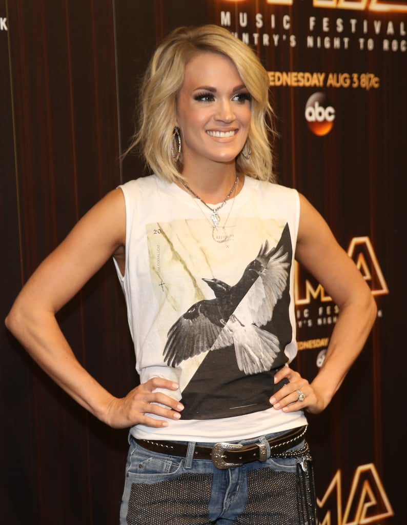 Carrie Underwood at CMA Music Festival 2016   Pictures