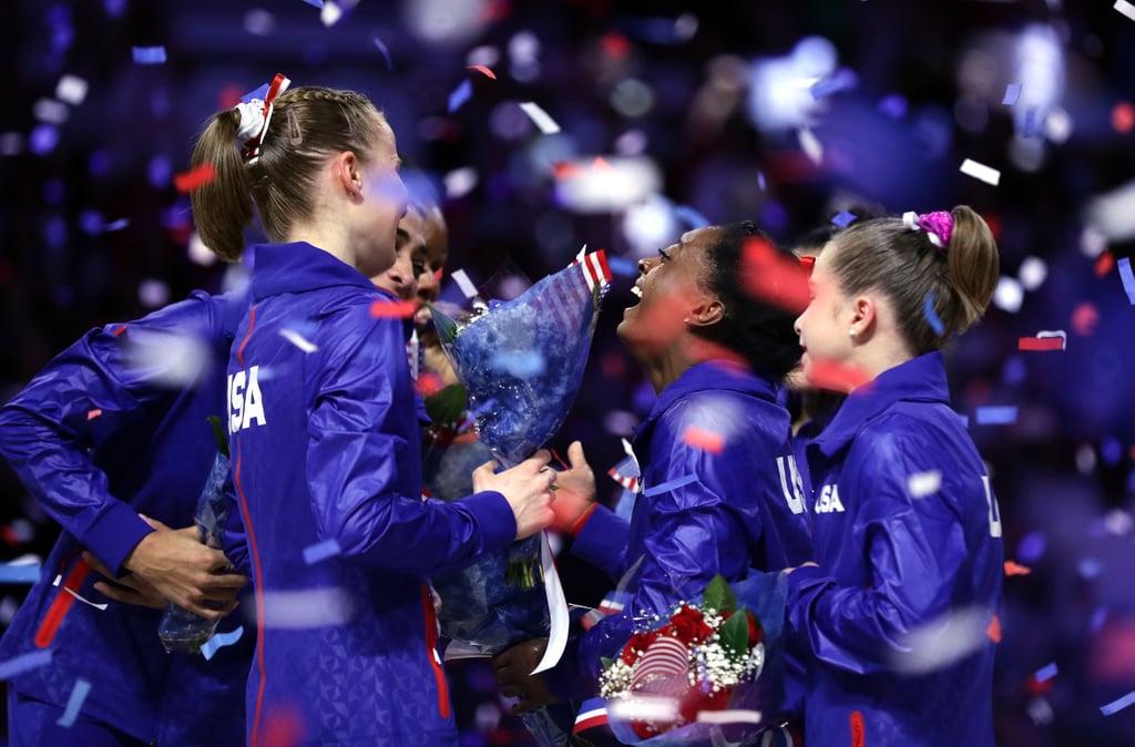 Rio 2016: Team USA Women's Gymnastics Team