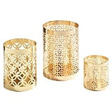 Filigree Hurricane Set Gold