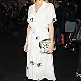Harley Viera Newton at Target's party for its Peter Pilotto collaboration.