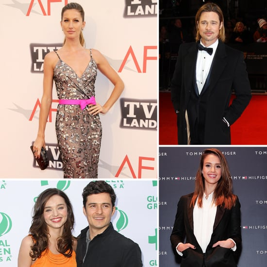 Earth Day Celebrity Pictures