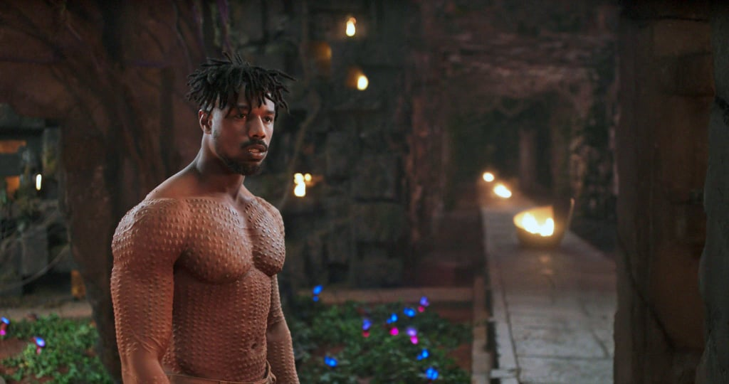 cd6d48860 Reactions to Michael B. Jordan in Black Panther