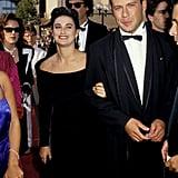 Demi Moore et Bruce Willis en 1987