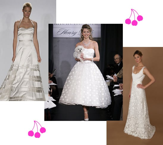 Wedding Gown Trend Alert: Funky FABrics
