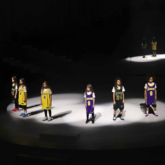 See How Nike Honored Kobe Bryant During NYFW