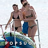 Suki Waterhouse Bikini Photos December 2015