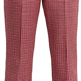 MSGM Mid-Rise Pants