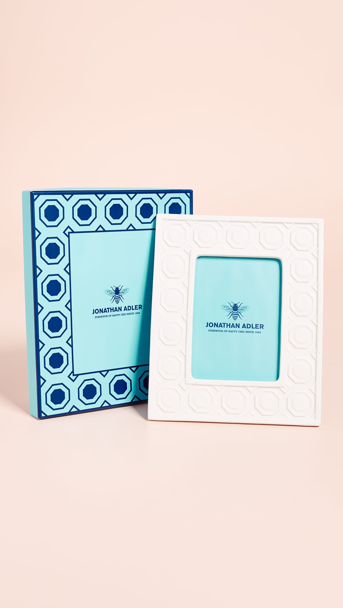 Jonathan Adler Charade Moulding 5x7 Frame Trust Us These Are The