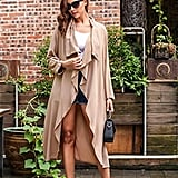 Zeagoo Long-Sleeve Waterfall Coat
