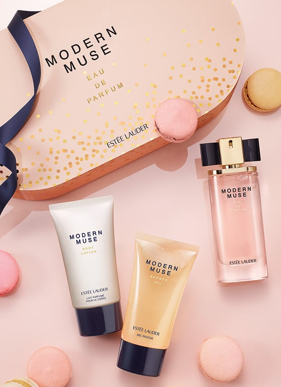 Estée Lauder: The Small Wonders gift set will be reduced to $45, and the Modern Muse Coffret is available for $30 at any Estée Lauder beauty counter.  Rituals: Select items, such as the Happy Buddha foaming shower gel and Sakura sugar body scrub, will be available for 50 percent off.  Rita Hazan: All products will be discounted by 25 percent.  June Jacobs: Receive free shipping and 25 percent off all orders.