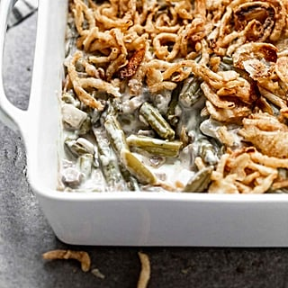 Easy Green Bean Casserole Recipes