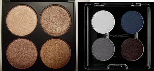 Fake MAC shadow quad