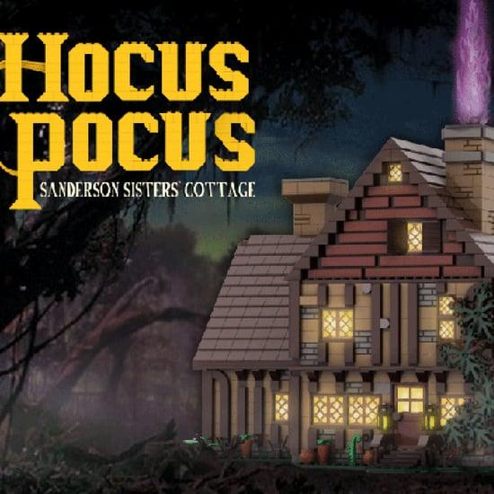 Hocus Pocus Sanderson Sisters' Cottage Lego Set | Lego Ideas