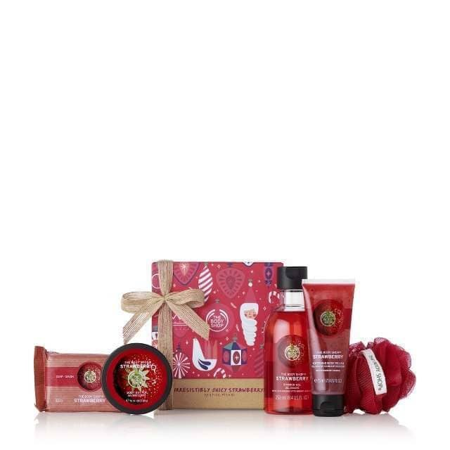 Irresistibly Juicy Strawberry Festive Picks gift set