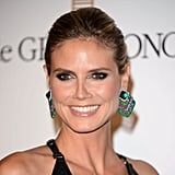 Heidi Klum at the de Grisogono Party