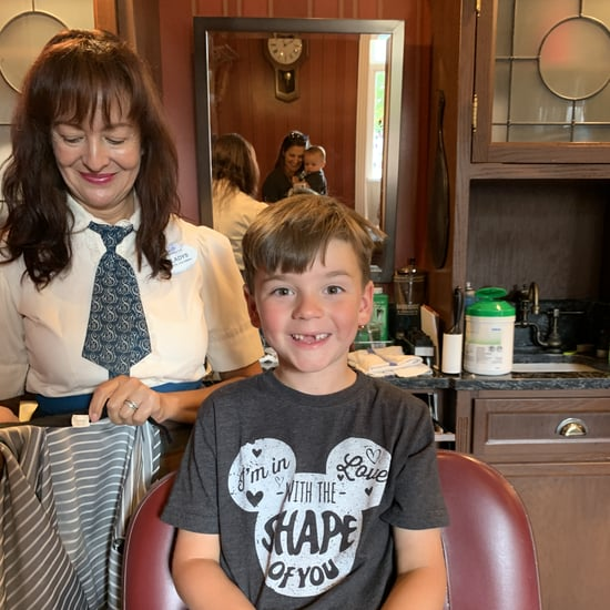 How to Get Your Kid's Hair Cut at Walt Disney World