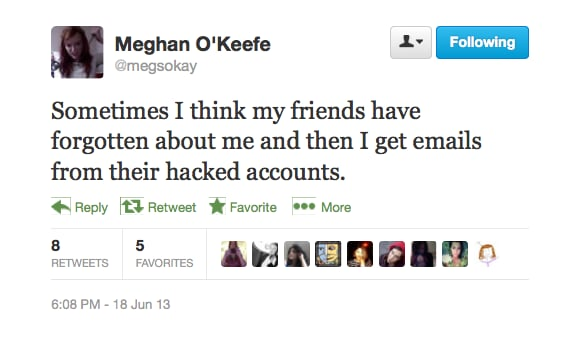 I hate when that happens, too, @megsokay.