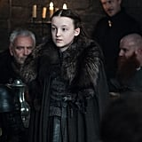 Lyanna Mormont Is Back and Ready to Dismantle All of the Patriarchies