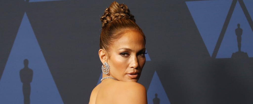Jennifer Lopez's Quotes About Her Hustlers Pole Dance Scene