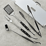 Williams Sonoma Stainless-Steel BBQ Tool Set