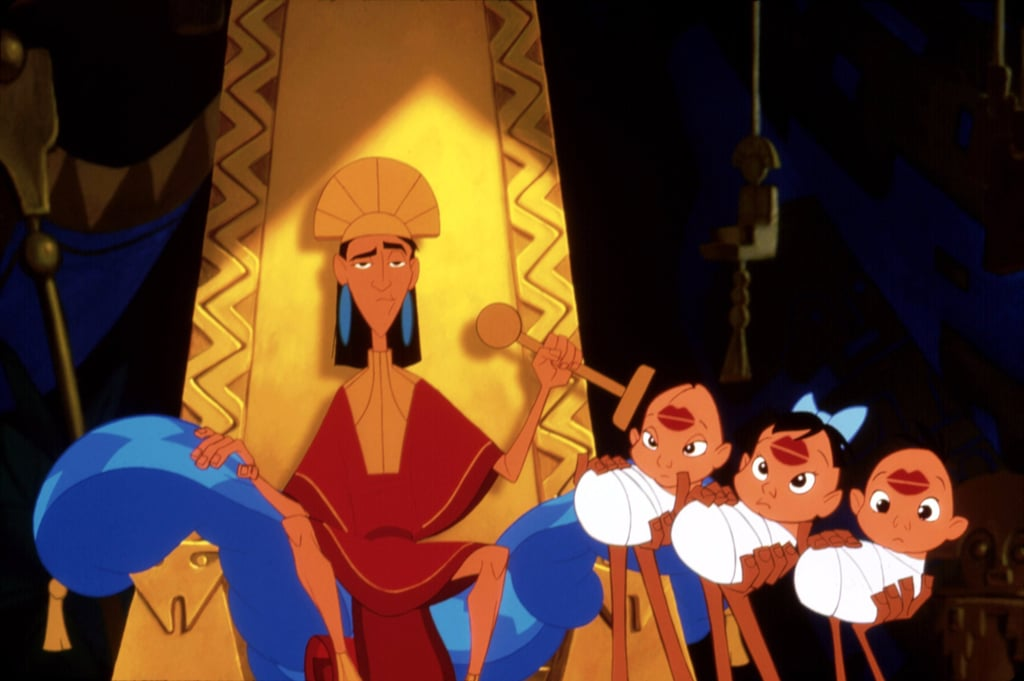 Latino Disney Characters
