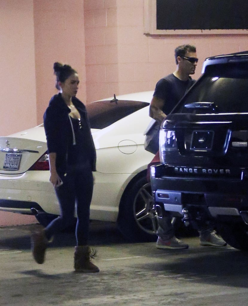 Brian Austin Green and Megan Fox stepped out with baby Noah Green.