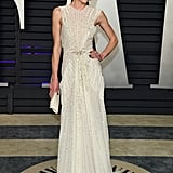 Jaime King at the 2019 Vanity Fair Oscar Party