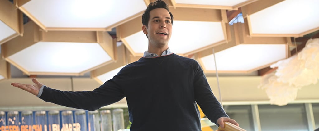 Skylar Astin Interview About Zoey's Extraordinary Playlist