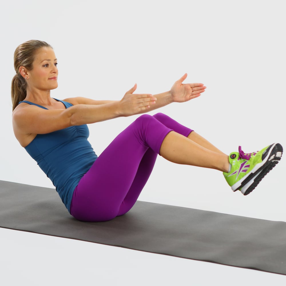 3 Equipment-Free Moves For A Flatter Belly