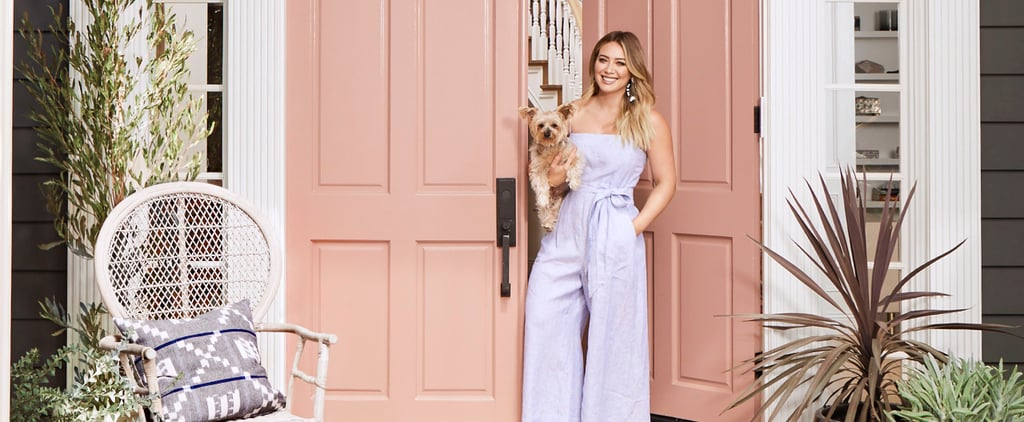 Hilary Duff's Free-Spirited Home Is Filled With Surprises