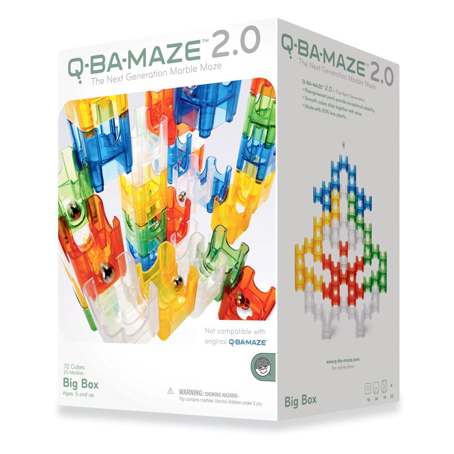 For 6-Year-Olds: MindWare Q-Ba-Maze Big Box