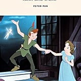 """""""All it takes is faith and trust."""" — Peter Pan, Peter Pan"""