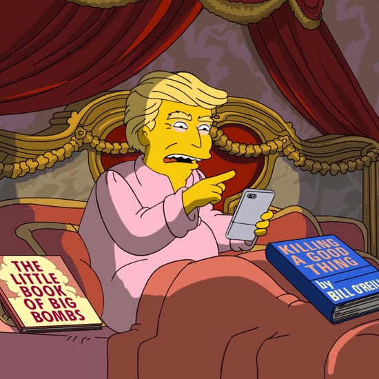 The Simpsons on Donald Trump's First 100 Days
