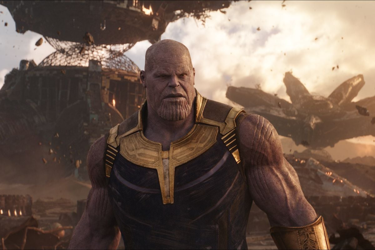 Thanos Did Nothing Wrong Reddit Ban | POPSUGAR Celebrity Australia