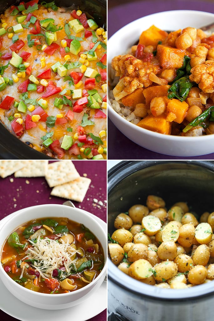 The Best Vegetarian Slow-Cooker Recipes