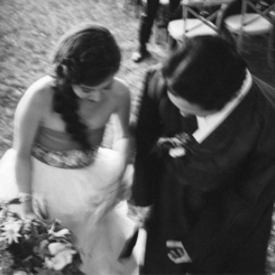 Steven Yeun and Joana Pak Wedding Pictures 2016