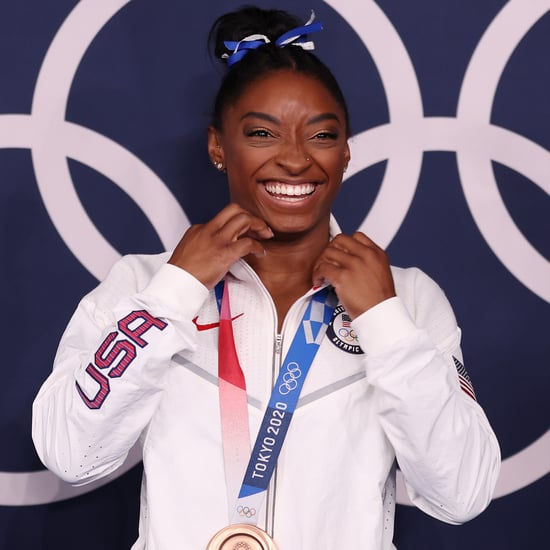 Jonathan Owens Congratulates Simone Biles on Olympic Win